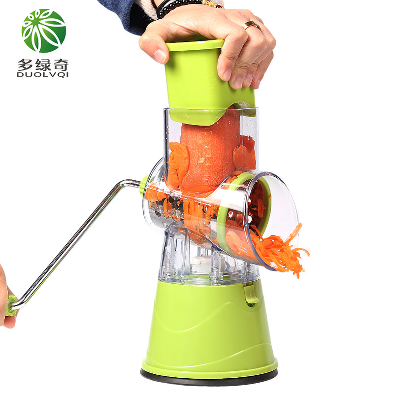 Vegetable Cutter Slicer Kitchen Gadgets Manual