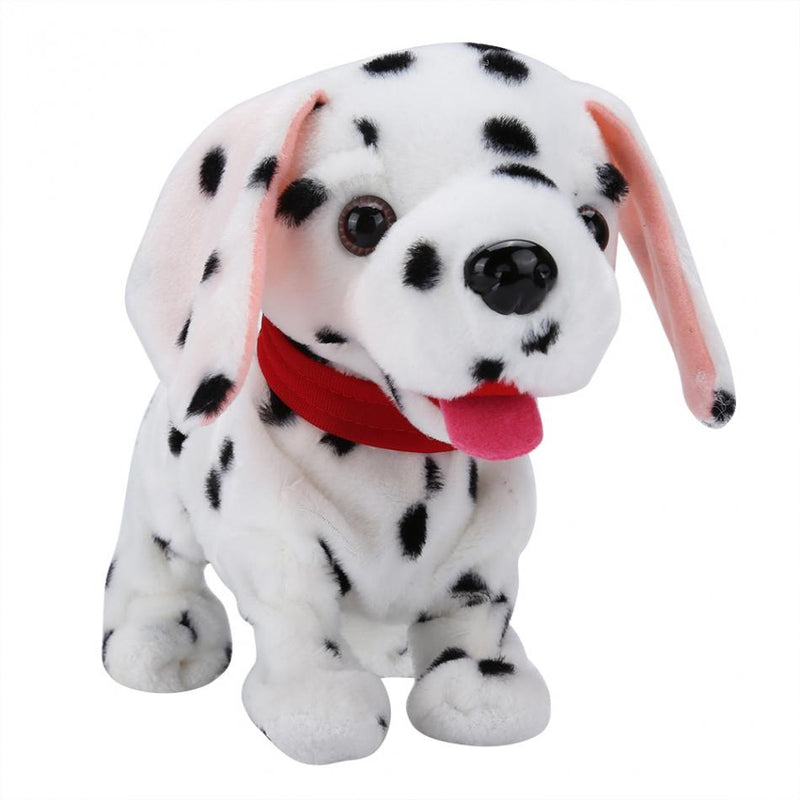 Electronic Robot Dogs Bark Stand Walk Cute Interactive Toys