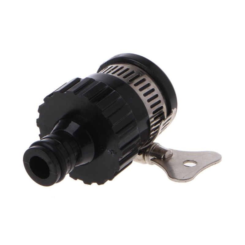 Garden Water Hose Tap Connectors Universal Adapter