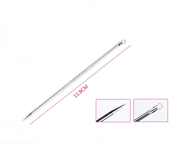 pcs/set Blackhead Acne Pimple Blackhead Remover Tool