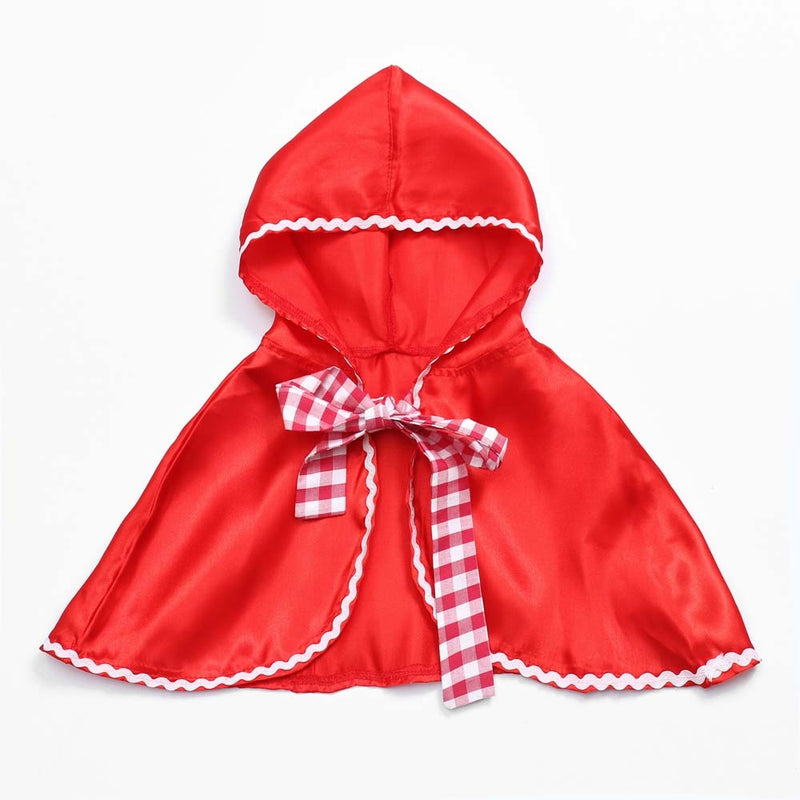 Little Red Riding Hood Costume Cape