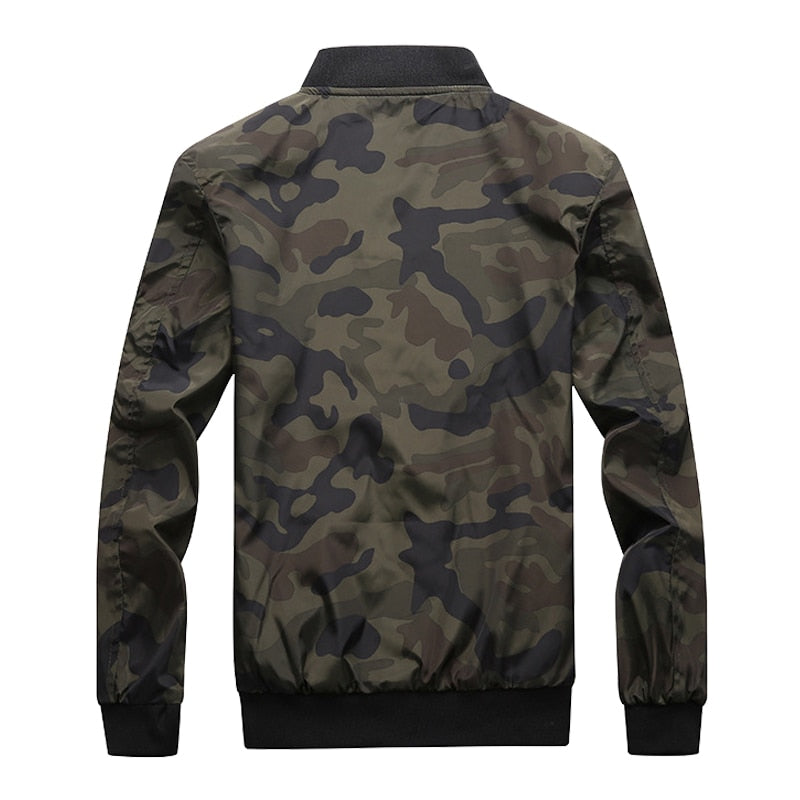Men's Camouflage Jackets