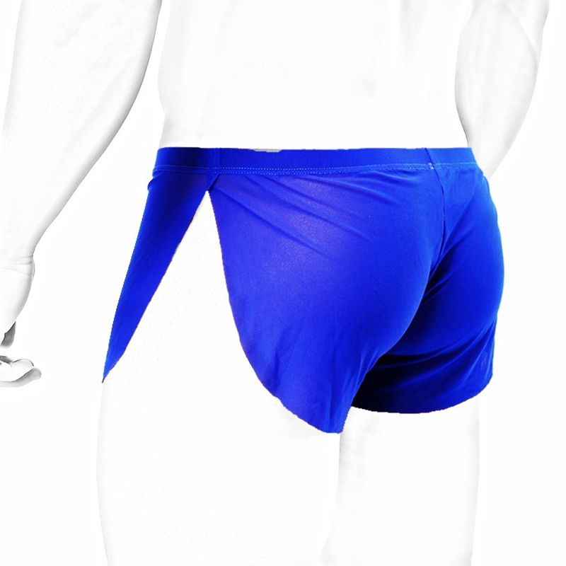 Mesh Boxers Translucent breathable Men sexy