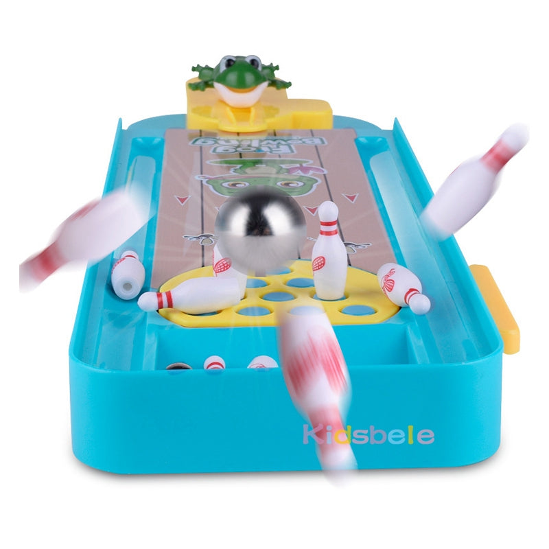 Mini Bowling Game Toy Indoor Interactive Sports Game