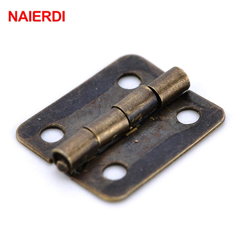 5Pcs Antique Bronze Hasp Latch