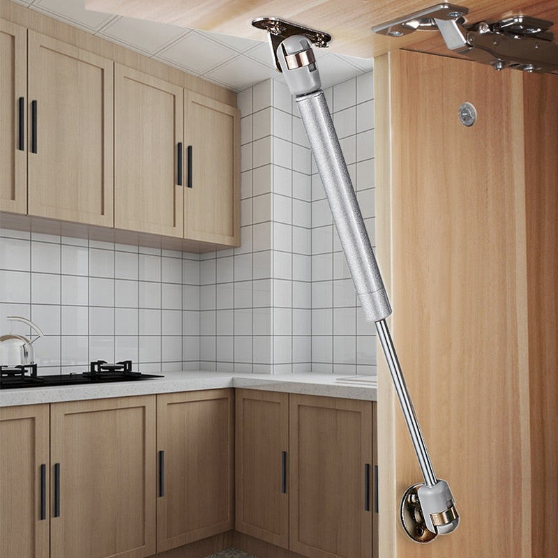 Pneumatic support rod Kitchen Cabinet Door Lift Support Hydraulic Hinge