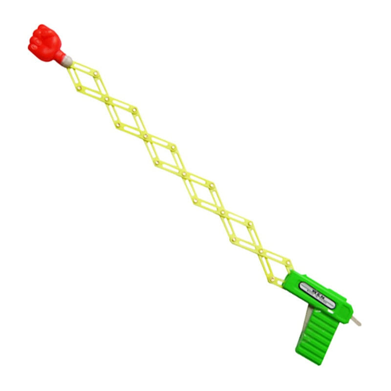 Retractable Fist Shooter Trick Toy Gun Funny