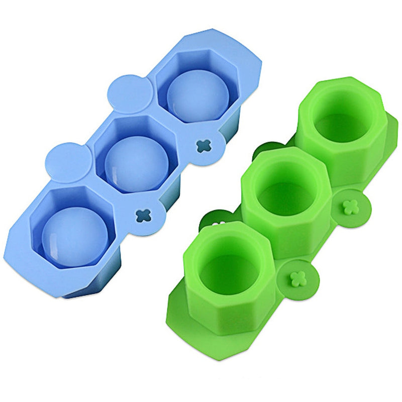 Silicone Pot Molds
