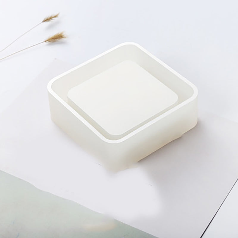 Transparent Silicone Ashtray Mould