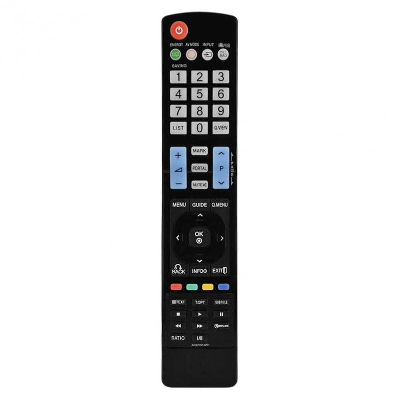 Universal Remote Control for LG AKB72914261 433MHZ Controller For Television Smart TV DVD DVB