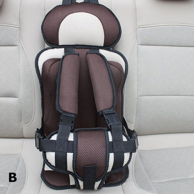 Adjustable Car Booster Seat For 6 Months-5 Years Old Baby, Safe Toddler Booster Seat, Child Car