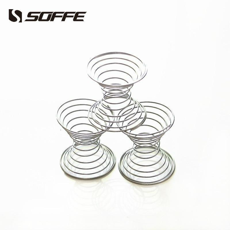 Soffe Stainless Steel Whisk Ball For Shaker Protein Water Bottle Ball Juice Milk Drink Mixer