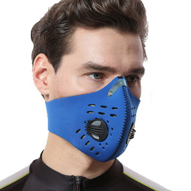 Breathable Bicycle Mask Windproof Protective Bike MTB Cycling Face Mask Mouth Mask|Cycling Face Mask