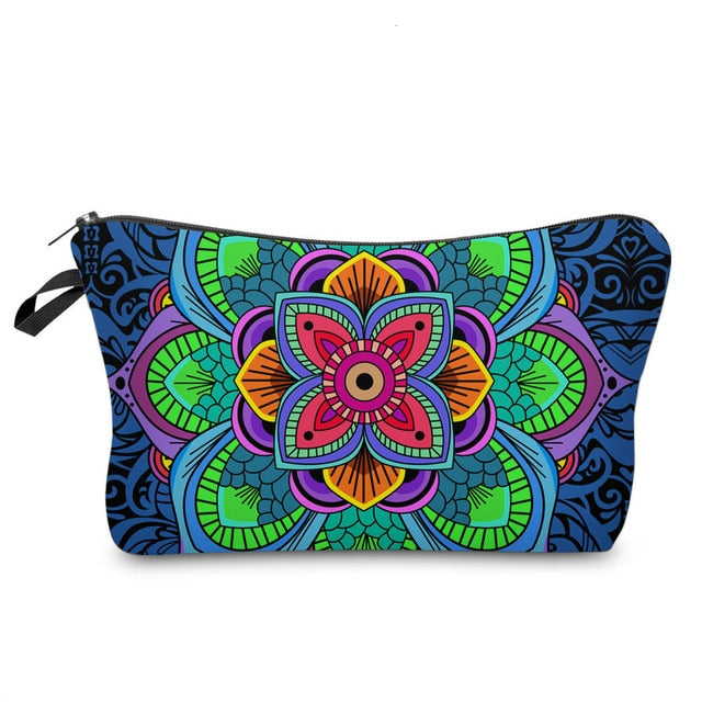 Sloth Cosmetic Bag Toiletry Bag for Travel