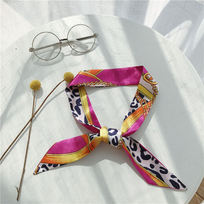 Hair Tie Handkerchief Ribbon