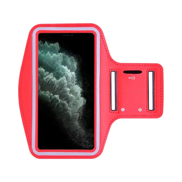 Sports Running Workout Gym Arm Band Case For iPhone 11 Pro XS Max XR X 8 7 6 6S Plus SE 2020 5 5S 4S SE2