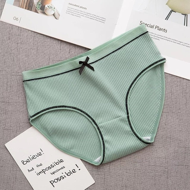 Breathable briefs cotton