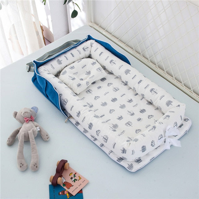 Portable Baby Bed Travel Bed Infant
