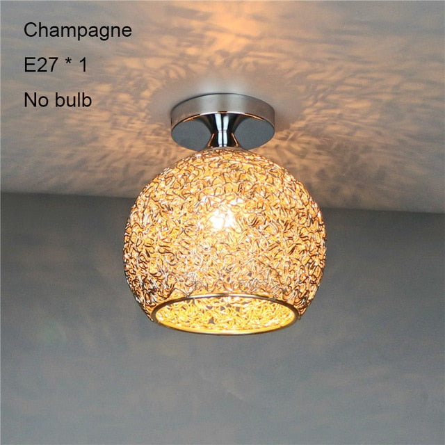 Led Ceiling Light Modern