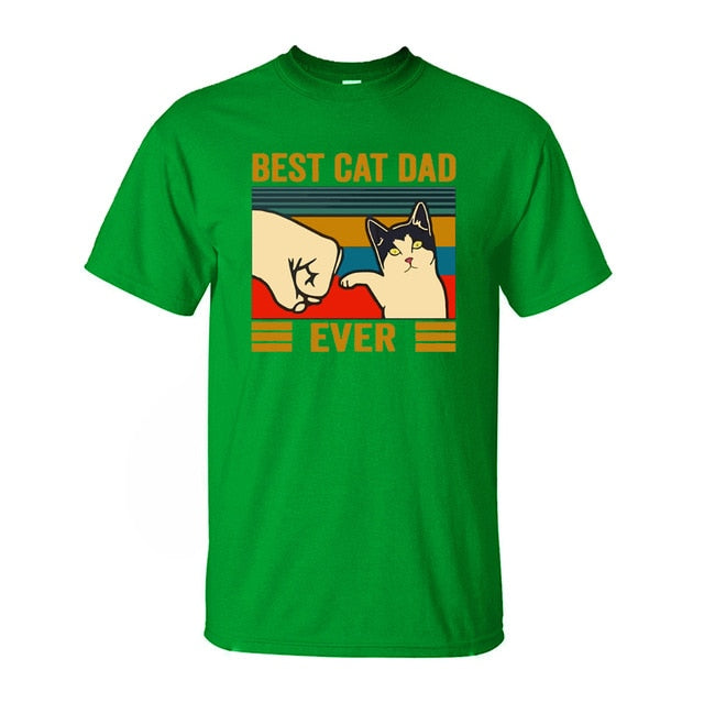Best Cat Dad/Mom Ever T Shirt