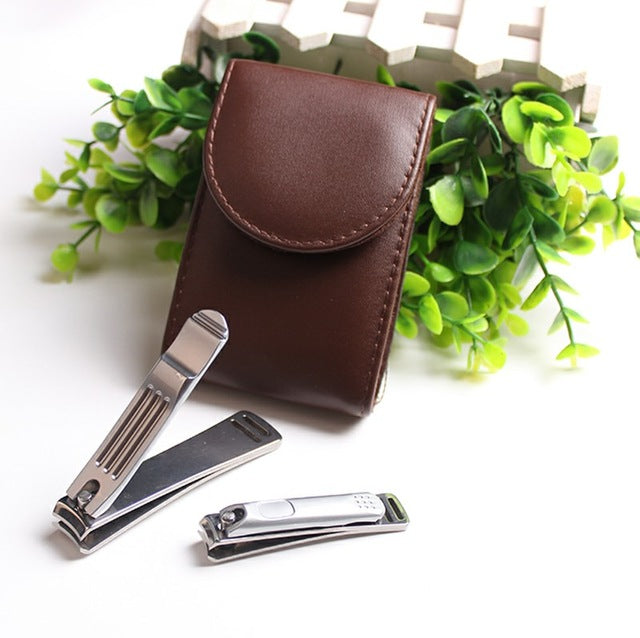 Grooming Set Toes Nail Clippers Cuticle Trimmer Nail Cutter