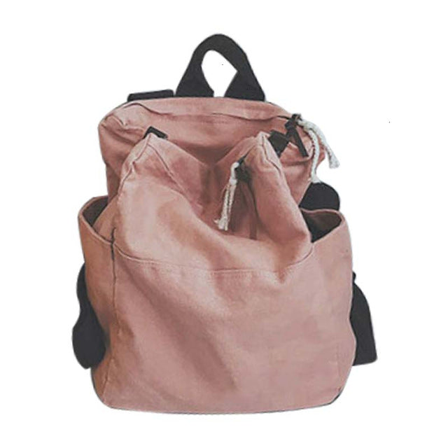 Travel Backpack Laptop Canvas Backpack Schoolbag
