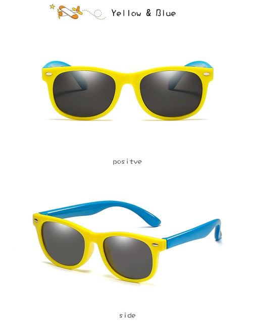 Polarized Kids Sunglasses