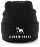 Staffi Beanie Hat - A Breed Above