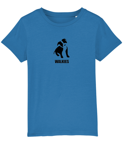 Staffi Kids Tee - Walkies