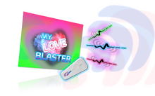Load image into Gallery viewer, The Original #Love Blaster GIF Sender