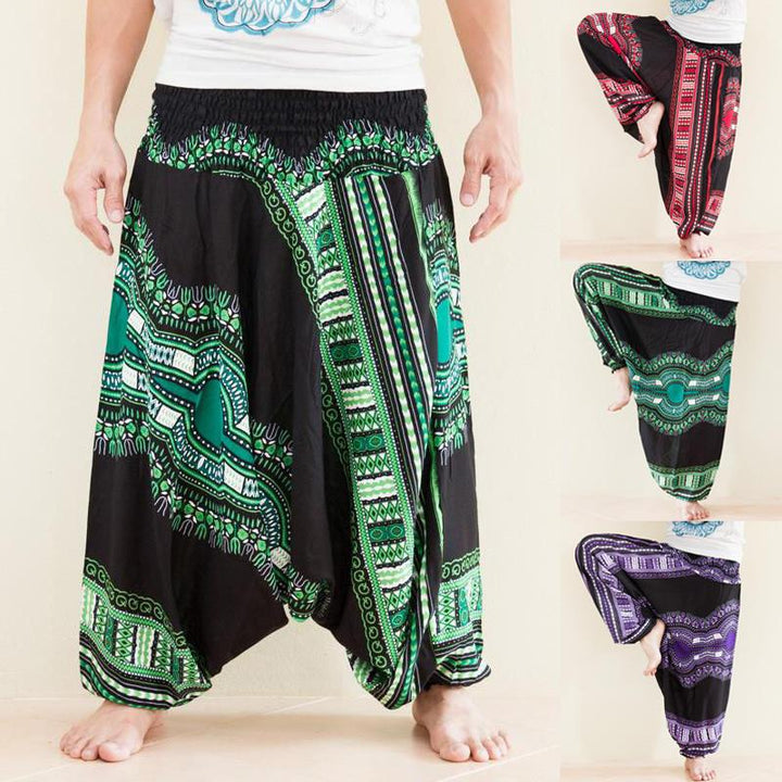 African Harem Trousers - Trancentral Shop