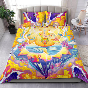 A.V ganesha Bedding set - Trancentral Shop