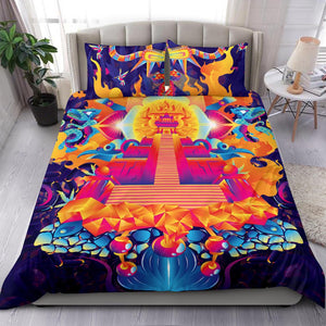A.V mindcrash bedding set - Trancentral Shop