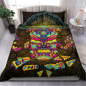 A.V mushroom god bedding set - Trancentral Shop