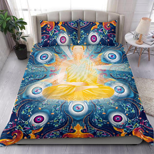 A.V Ocean Buddha bedding set - Trancentral Shop