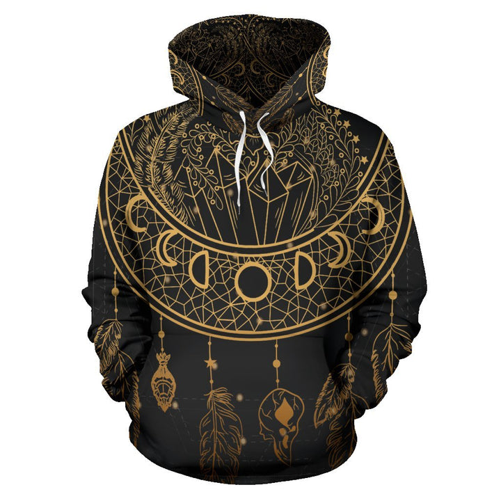 Boho Dreamcatcher Hoodie - Trancentral Shop