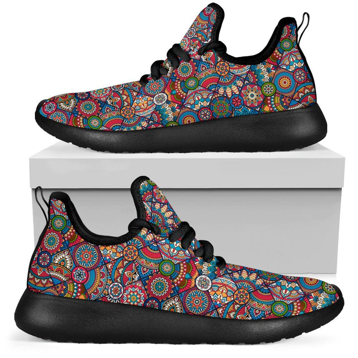 Boho Hippie Sneakers - Trancentral Shop
