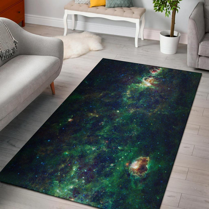 Cassiopeia and Cepheus Constellation Rug - Trancentral Shop