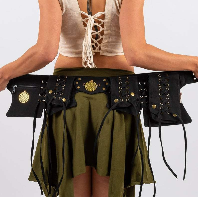 Festival Fanny Pack Belt - Trancentral Shop