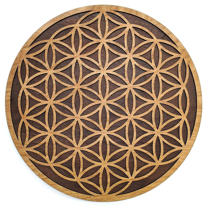 Flower of Life Wall Art - Trancentral Shop