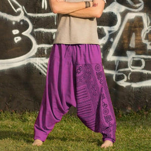 indian style Harem Pants - Trancentral Shop