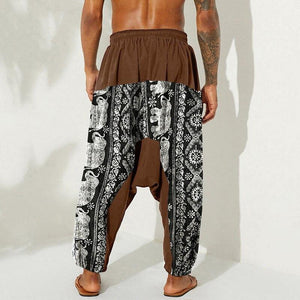 Mandala Pants - Trancentral Shop