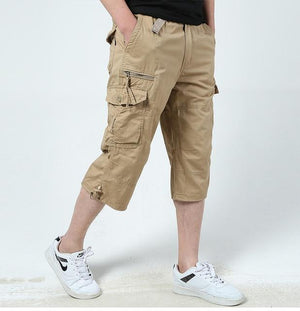 Men Cargo Shorts - Trancentral Shop