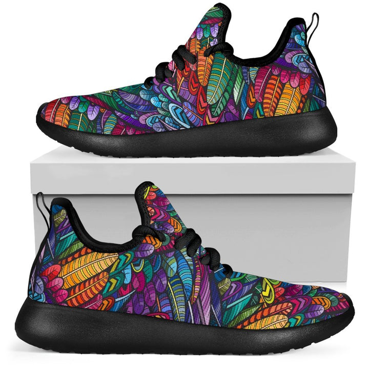 Native Colorful Sneakers - Trancentral Shop