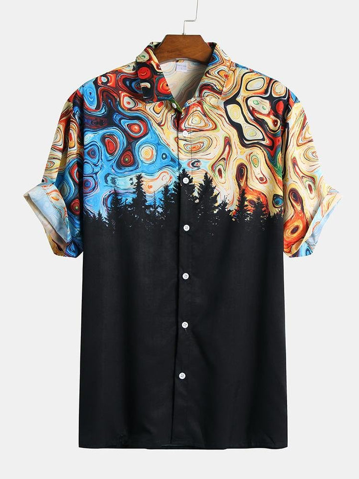 Paisley Shirt - Trancentral Shop