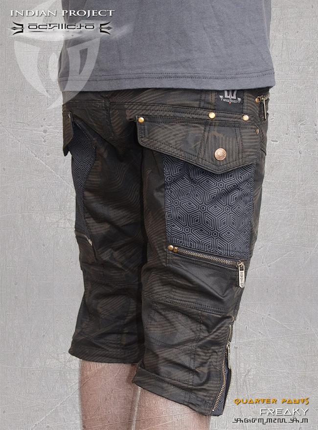 Quarterpants FREAKY – Linear - Trancentral Shop