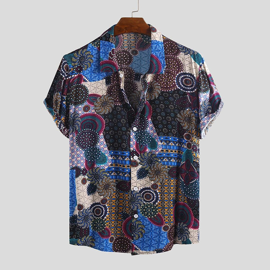 Rayon Casual Shirt - Trancentral Shop