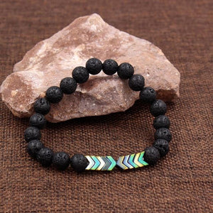 Sacred Arrow Diffuser Bracelet - Trancentral Shop