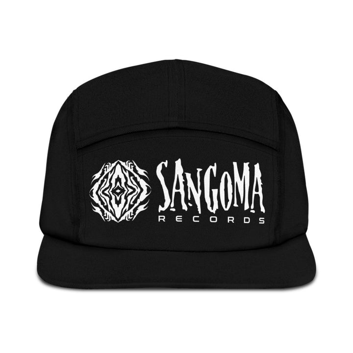 Sangoma 5 Panel Hat - Trancentral Shop