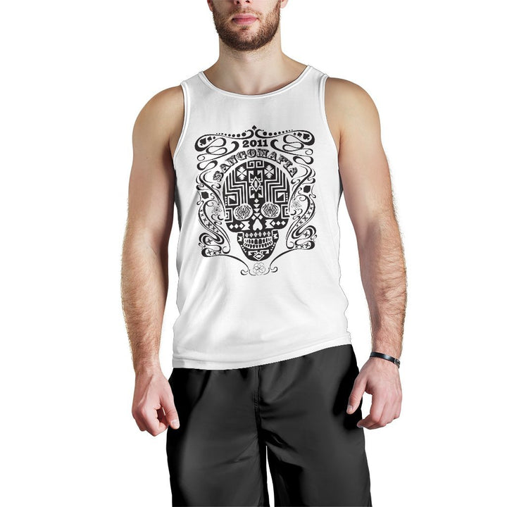 Sangoma Mafia Tank-Top - Trancentral Shop